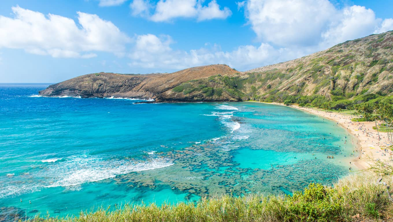 Hanauma Bay - Hawaii