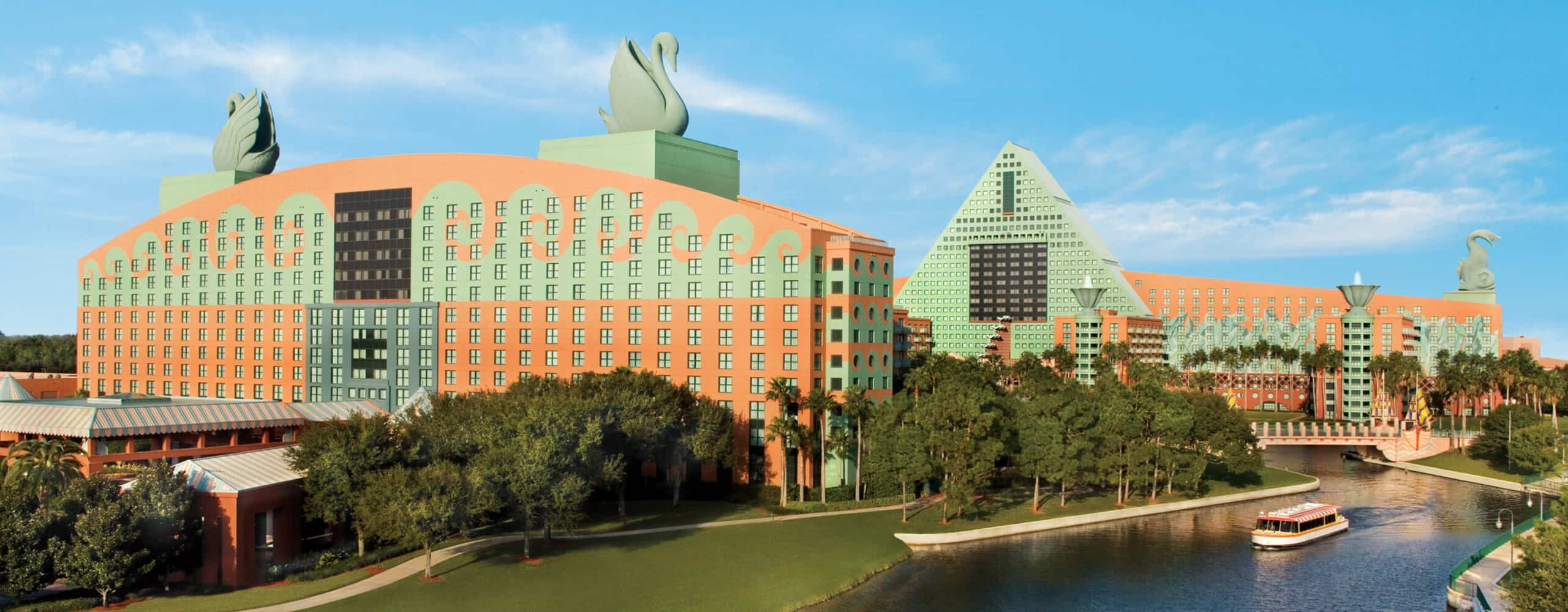 Walt Disney World Swan And Dolphin Resort, Florida